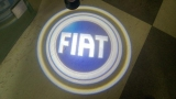 LED Car Door Laser Logo Projector-Fiat