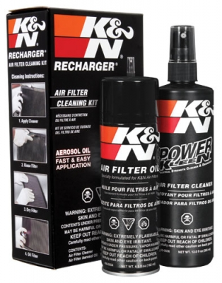K&N Air Filter Wash Kit