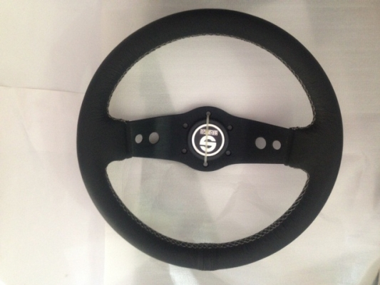 SPARCO STEERING WHEEL DOUBLE