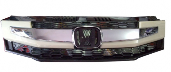 Grill ABS Material Without LOGO-HONDA CITY IVTEC