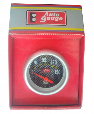 AUTO GAUGE OIL TEMPERATURE METER