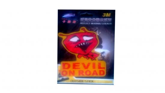 DEVIL ON ROAD