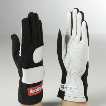 RACING GLOVES 3.3/5 RATED (RED)COLOUR