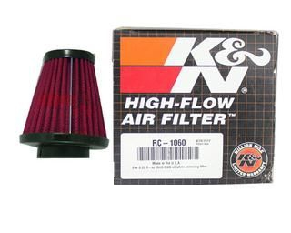 RC-1060 K&N AIR FILTER FOR BIKES