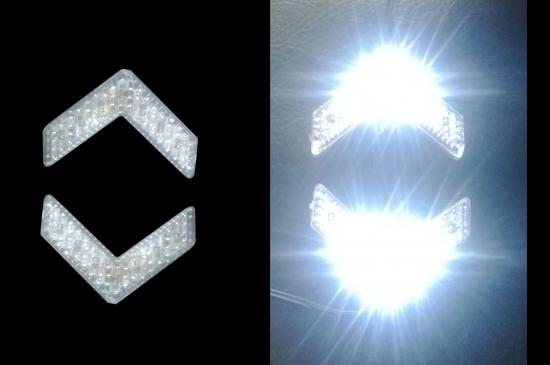 Side Mirror LED Indicator Light
