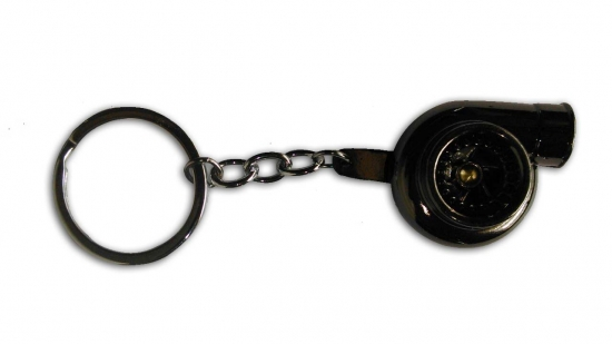 Turbo Style Key Chain