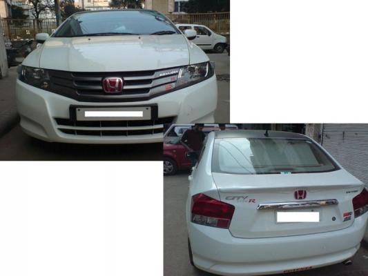 Honda City I Vtec - JDM Front and Rear Logo