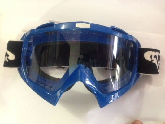 RACING-GOGGLES SIMPLE WITHOUT TEAR OFF