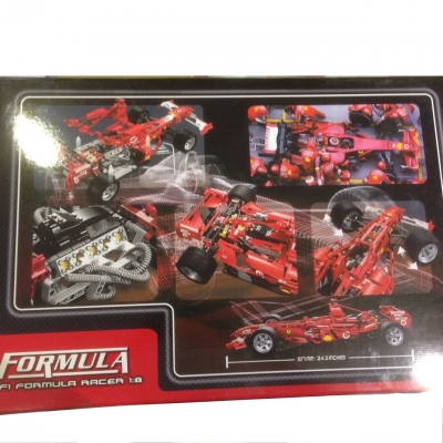 Formula 1 Racing Car Assembling Kit