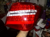 Back Lamp LED For CRUZE Benz Style Red Colorno