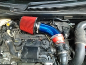 K & N FILTER WITH INTAKE PIPE FOR FIGOno
