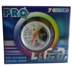 PRO 7-COLOUR 2- INCH OIL TEMPERATURE METERno