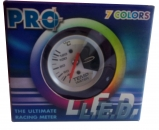 PRO 7-COLOUR 2-INCH WATER TEMPERATURE METERno