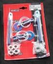 Sparco Racing Bonnet Hood Pin- (Blue)no