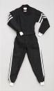 R.J.S Racing Suit SFI 3.2A/1 BLACK COLOUR XL SIZEno