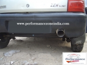 Maruti Zen exhaust free flow exhaustno