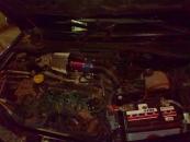 Mahindra Logan Diesel K&N air filterno