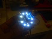 H4 LED ringno