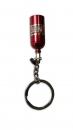 NOS Key chain Key Ring- Redno