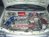 Maruti KnN Air Filter with pipesno