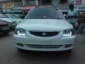 Hyundai Accent Headlight type 1no