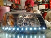 Hyundai Accent Headlight type 2no
