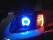 Hyundai Accent Headlight type 3no