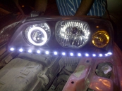 Hyundai Elantra Headlightno