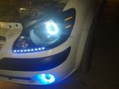 Hyundai Getz Projector Headlightno