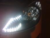 Hyundai I10 Headlight Type 1no