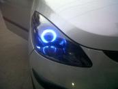Hyundai I10 Projector Headlight Type 3no