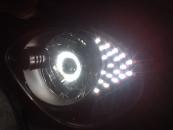Hyundai Santro Projector Headlightno