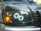 Mahindra Scorpio Projector Headlights Type 2no