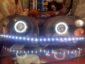 Mahindra Scorpio Projector Headlights Type 3no