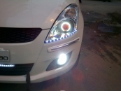 Maruti Suzuki Swift New Projector Headlightsno