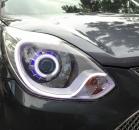 Ford Figo Projector Headlightsno