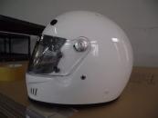 SNELL SA2010 approved fiberglass shell helmetno