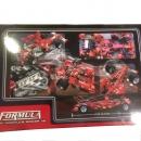 Formula 1 Racing Car Assembling Kitno